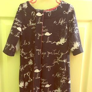 Lilly Pulitzer Belted Dress- Girls Sz 6
